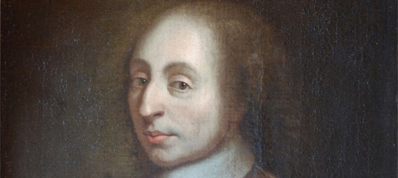 Books on or by Blaise Pascal Header
