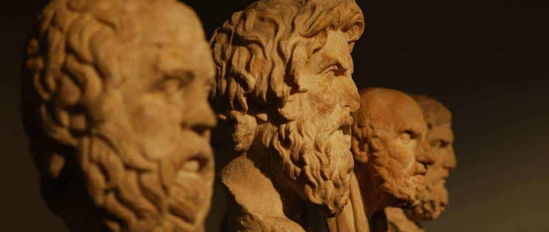Books on Ancient Greek Philosophy Header