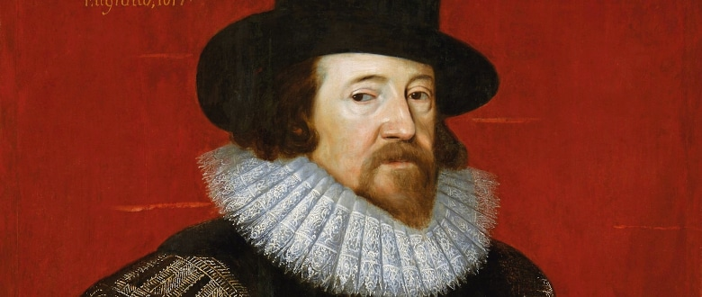 Book on Francis Bacon Header