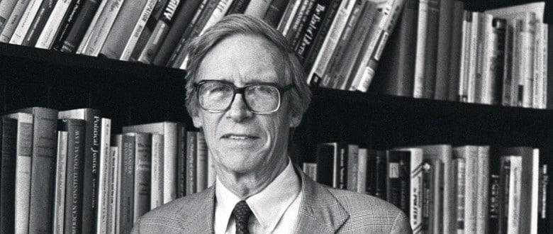 Books on John Rawls